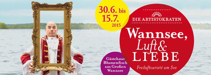 Wannsee, Luft und Liebe 2015