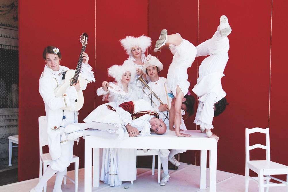 Showproduktionen »Show Baroque«